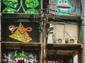 vinni kiniki 3 storey street art mural