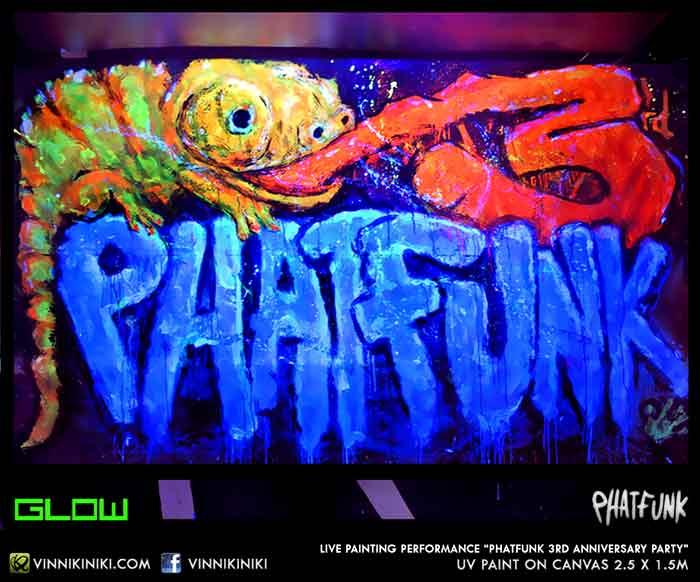 Vinni Kiniki Graffiti Amp Mural Artist For Hire Artists