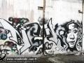 picture Bangkok Thailand graffiti street art