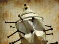Hellraiser pinhead spray can mashup remix