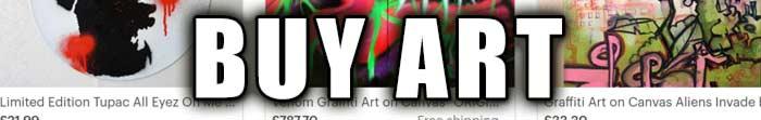 buy art banner