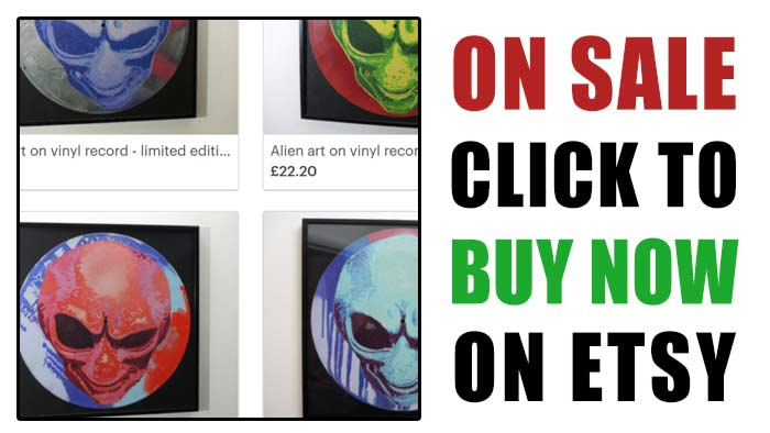buy alien art vinyl