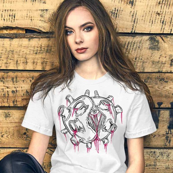 zombie virus t-shirt