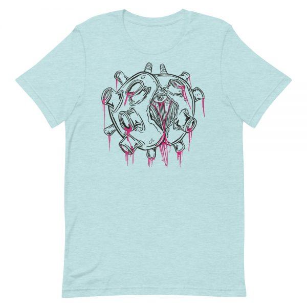 covid-69 mint coronavirus inspired T-shirt